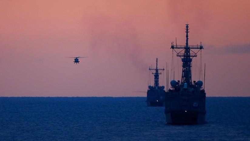 Más de 100 buques en tres mares: Turquía exhibe toda su fortaleza en las mayores maniobras navales de su historia (VIDEOS)