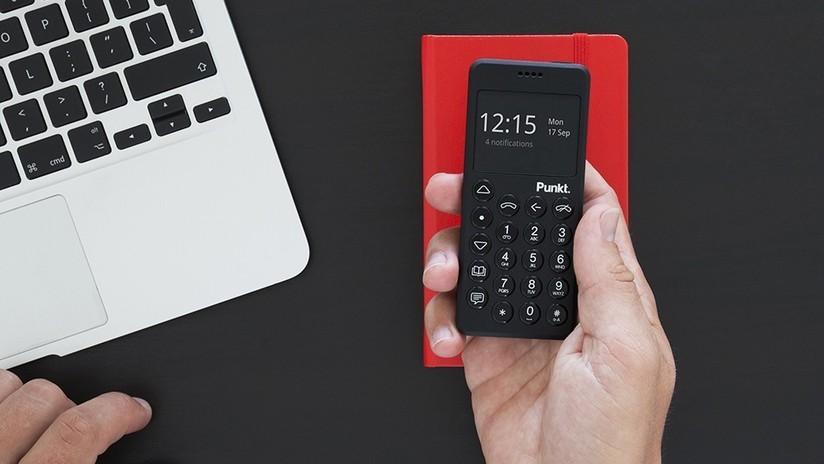 Sin aplicaciones pero con teclas: presentan un móvil que 'desintoxicará' de la adicción digital