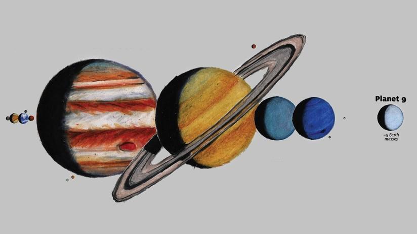 Encuentran nuevas evidencias de que el Planeta Nueve existe