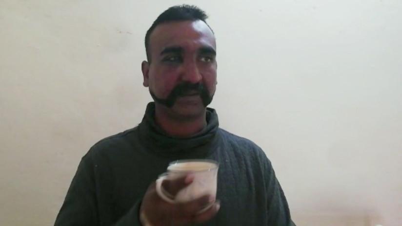 Pakistán afirma estar dispuesto a devolver al piloto indio capturado para rebajar la tensión con Nueva Delhi