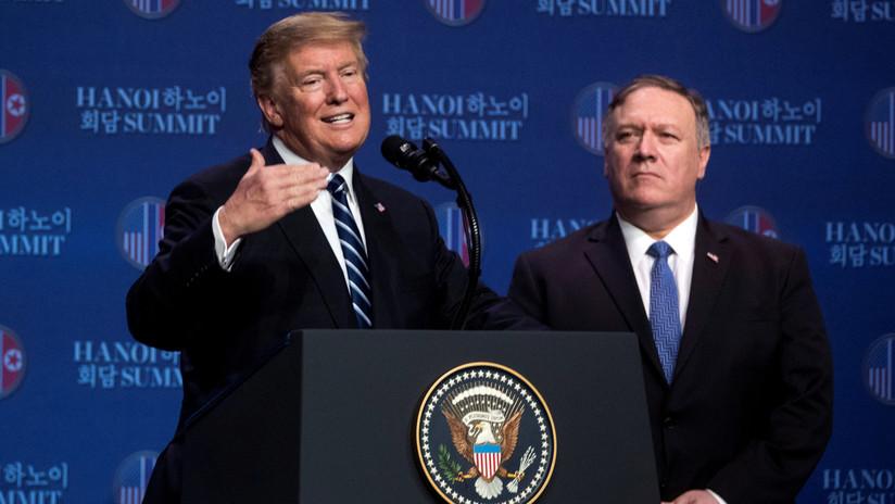 Trump pide a China retirar aranceles a productos agrícolas estadounidenses