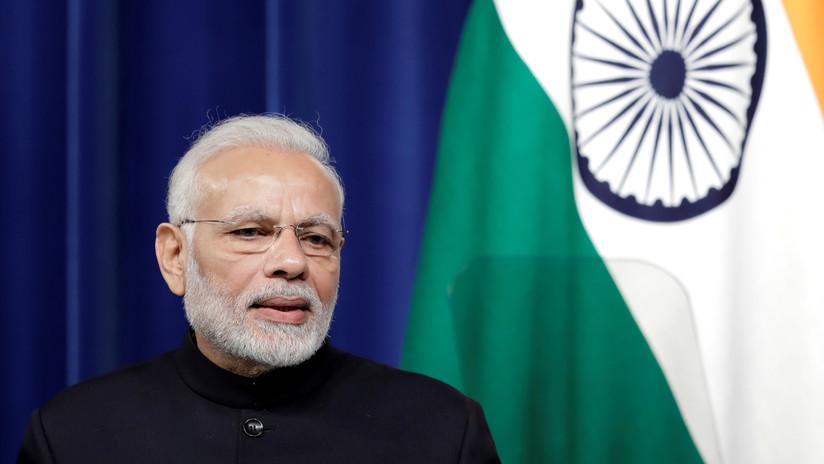 """Primer ministro indio: """"Estamos de pie como una roca para contrarrestar los planes malvados de nuestros enemigos"""""""