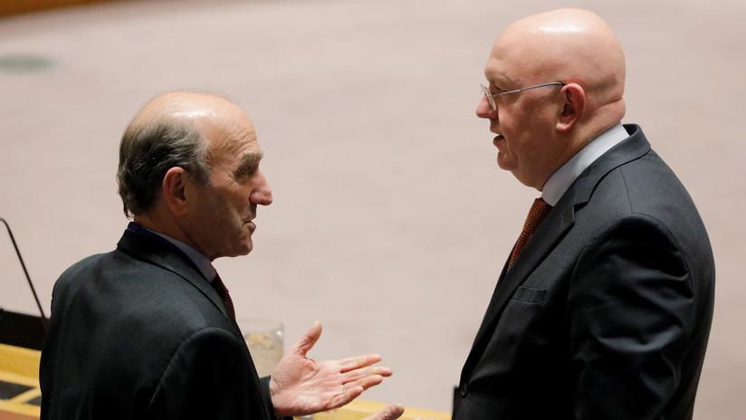 El Consejo de Seguridad de la ONU rechaza el proyecto de resolución ruso sobre Venezuela