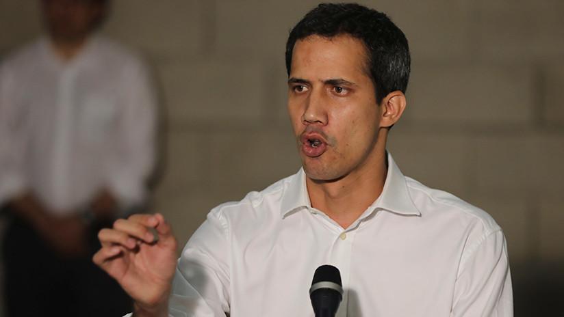 """Guaidó afirma que a Cúcuta llegó un avión con más """"ayuda humanitaria"""" de EE.UU."""