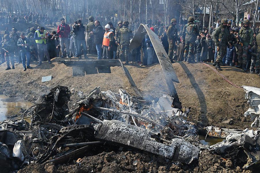 Accidentes - Accidentes de Aeronaves (Militares). Noticias,comentarios,fotos,videos.  - Página 24 5c764d1ae9180fc8758b4569