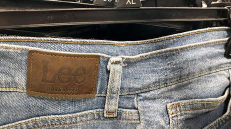 Jeans marca Lee. Imagen ilustrativa.