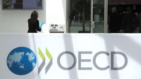 Oficina principal de la OCDE en París. 29 de mayo del 2013.