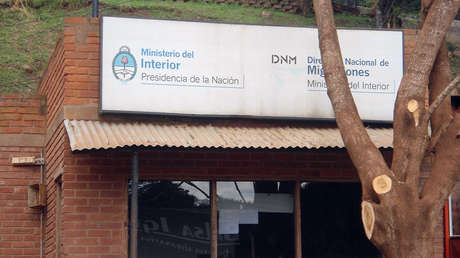 Sede de la Dirección Nacional de Migraciones de Argentina