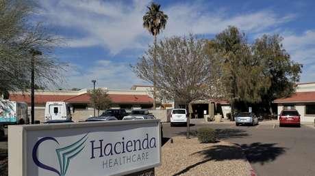Instalaciones de Hacienda HealthCare