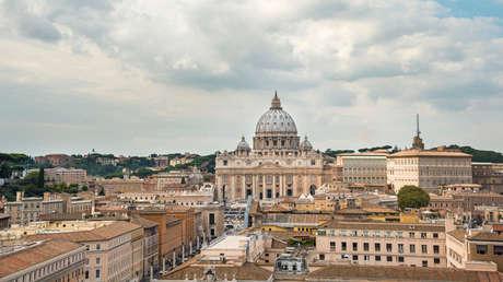 La Basílica de San Pedro en el Vaticano.