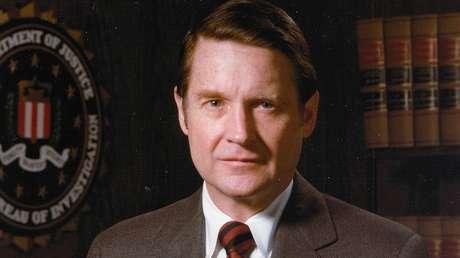William Webster, exdirector del FBI y de la CIA.