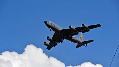 Imagen ilustrativa / Avión militar de la Marina de los Estados Unidos.