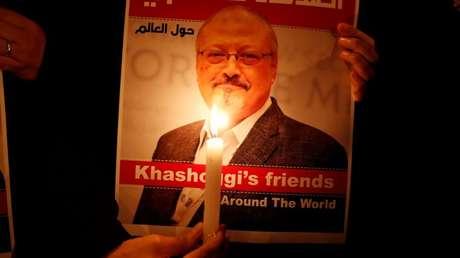 El periodista saudita Jamal Khashoggi