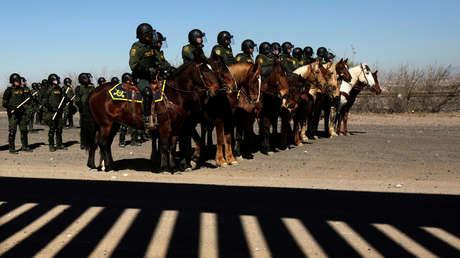 Agentes de la Patrulla Fronteriza de EE.UU.