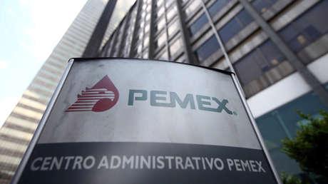 Instalaciones de Pemex en Ciudad de México.