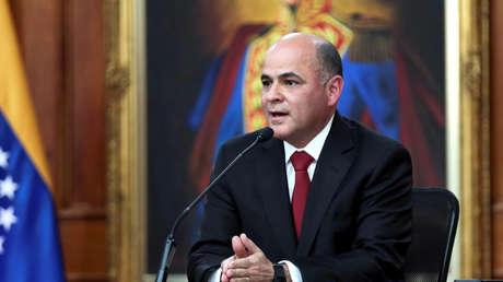 El ministro venezolano de Petróleo, Manuel Quevedo.