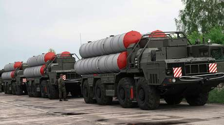 Sistemas de defensa antimisiles S-400