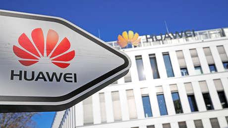 Filial de Huawei en Düsseldorf (Alemania)