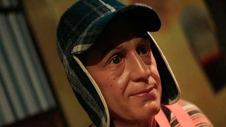 Una figura de 'El Chavo del 8'.