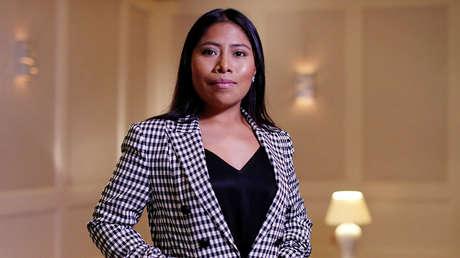 La mexicana Yalitza Aparicio, nominada al Oscar como Mejor Actriz por Roma, California, EE. UU., 15 de febrero de 2019