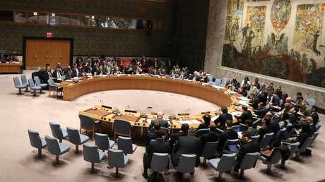 Reunión del Consejo de Seguridad de la ONU sobre Venezuela, el 26 de febrero de 2019.