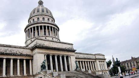 El Capitolio Nacional de La Habana, Cuba.