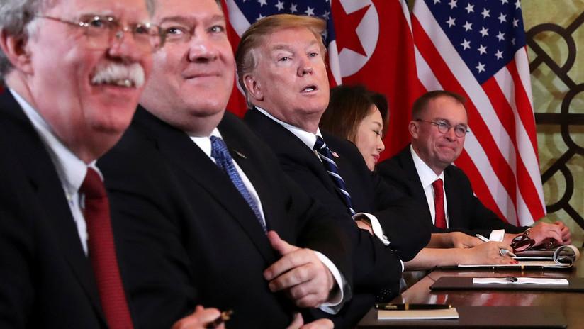¿Por qué Washington no puede llegar a acuerdos con nadie?