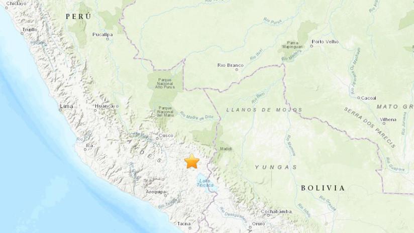 Un sismo de magnitud 7,0 sacude Perú
