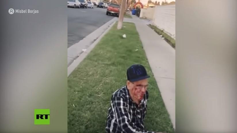 La mujer que golpeó con un ladrillo a un anciano mexicano de 91 años, condenada a 15 años de prisión