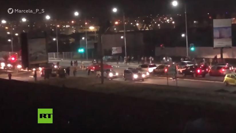 VIDEO: Activan sirenas de alarma de tsunami en Chile tras un sismo de magnitud 7 en Perú