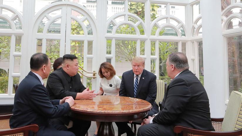 """Trump sobre Corea del Norte: """"Sabemos lo que quieren y ellos saben lo que debemos tener"""""""