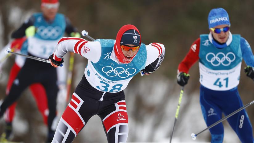 VIDEO: Sorprenden a un esquiador austriaco durante una 'dopaje de sangre' justo antes de una carrera
