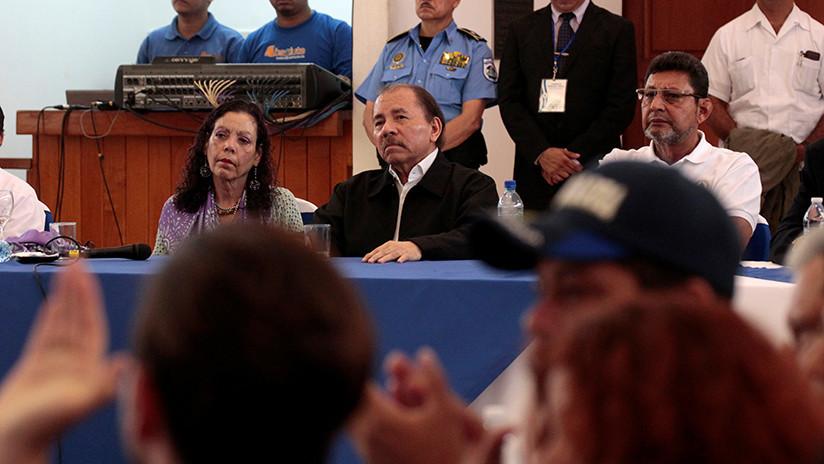El Gobierno y la oposición en Nicaragua continuarán diálogo la próxima semana