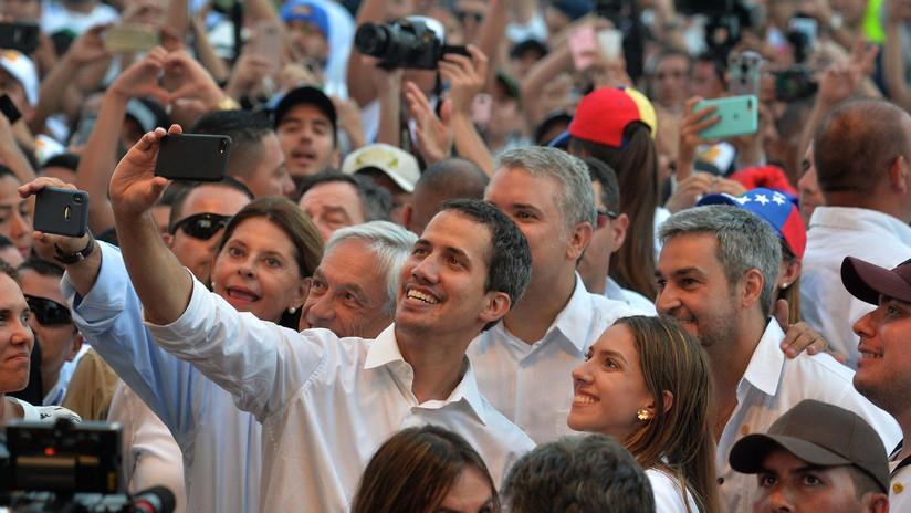 """El concierto de """"ayuda humanitaria"""" para Venezuela recaudó menos de 3% de su meta"""