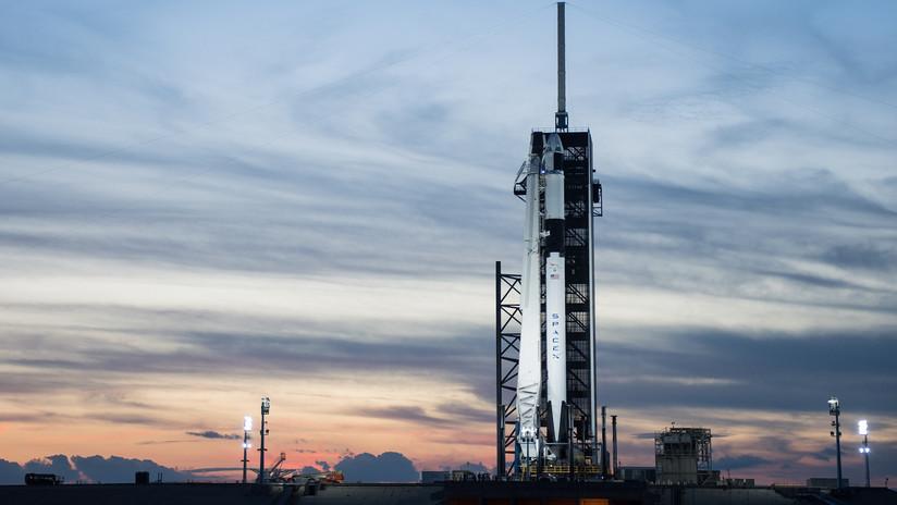 La Crew Dragon de SpaceX despega rumbo a la EEI en un vuelo de prueba antes de llevar por primera vez astronautas al espacio (VIDEO)