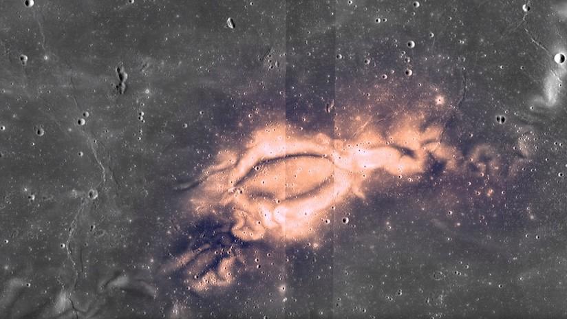 La NASA muestra las 'quemaduras de sol' de la Luna y explica por qué el satélite las sufre (VIDEO)
