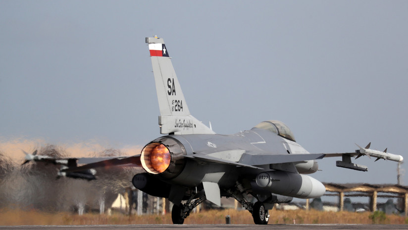 EE.UU. investiga el supuesto de que Pakistán habría usado el caza F-16 durante el ataque a India