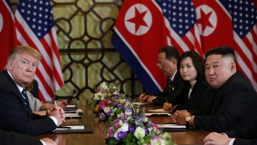 Revelan una posible razón de la finalización anticipada de la cumbre entre Trump y Kim
