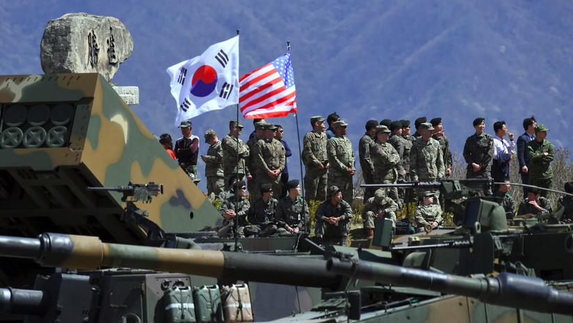 Seúl y Washington anuncian unas nuevas maniobras militares tras la cancelación de sus dos ejercicios anuales conjuntos