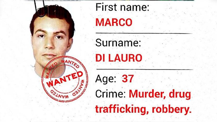 """Arrestan a un mafioso italiano """"súper fugitivo"""" tras 14 años en búsqueda y captura"""