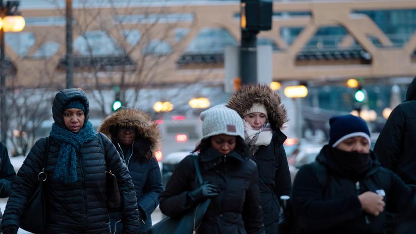 EE.UU.: La fuerte ola de frío pone en peligro el abastecimiento de gas y electricidad