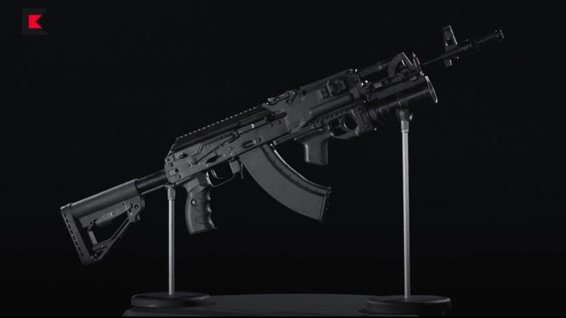 La India producirá fusiles Kaláshnikov