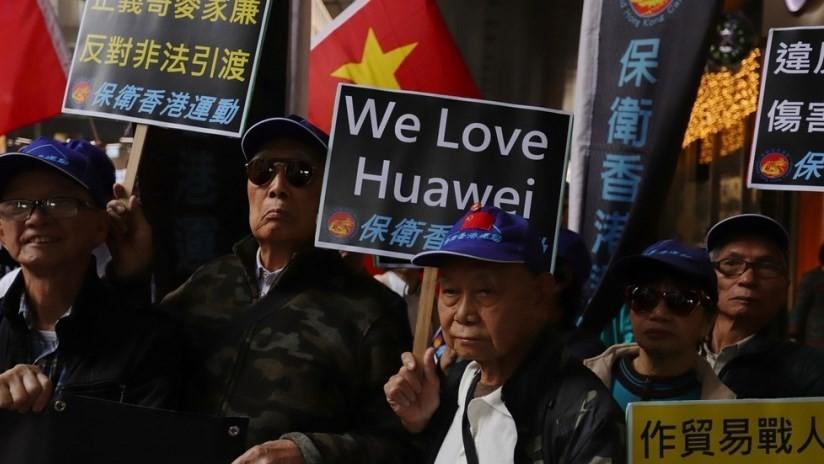 La directora financiera de Huawei demanda a la Policía y al Gobierno de Canadá