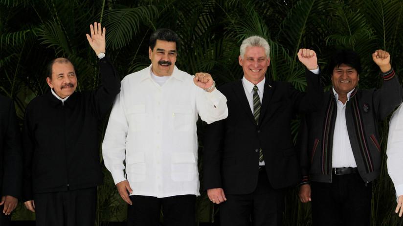 """Primer ministro ruso: """"EE.UU. ha tomado el curso contra los gobiernos indeseables en Latinoamérica"""""""
