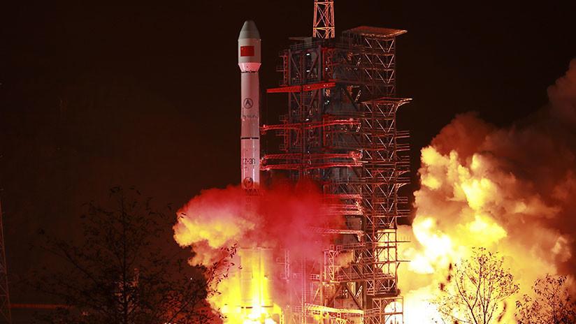 China planea enviar en 2020 un 'rover' a Marte para explorar el planeta rojo