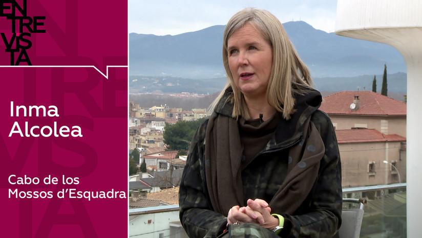 """Cabo de los Mossos d'Esquadra: """"El independentismo en Cataluña ya no es política sino religión"""""""