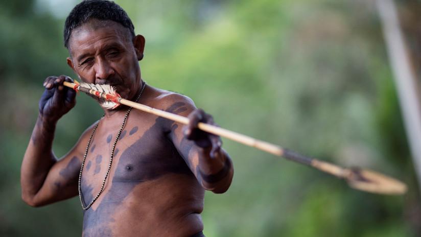 Así viven las tribus brasileñas amenazadas por invasores armados que pretenden deforestar sus tierras