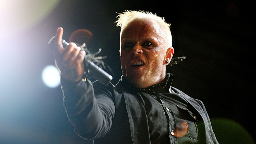 Keith Flint, cantante de The Prodigy, se suicidó