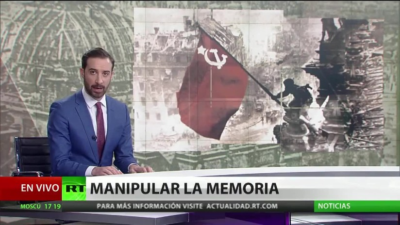 El diario ABC frivoliza con sucesos de la toma de Berlín por los soviéticos