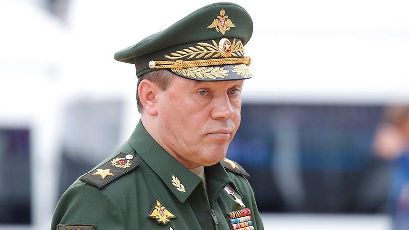Los jefes de Estado Mayor de Rusia y de EE.UU. abogan por cooperar en Siria